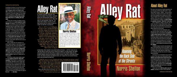 Alley Rat Dust Jacket