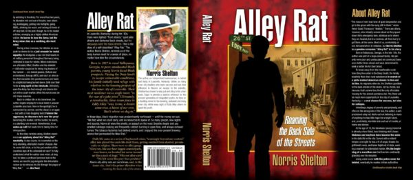 Alley Rat Dust Jacket