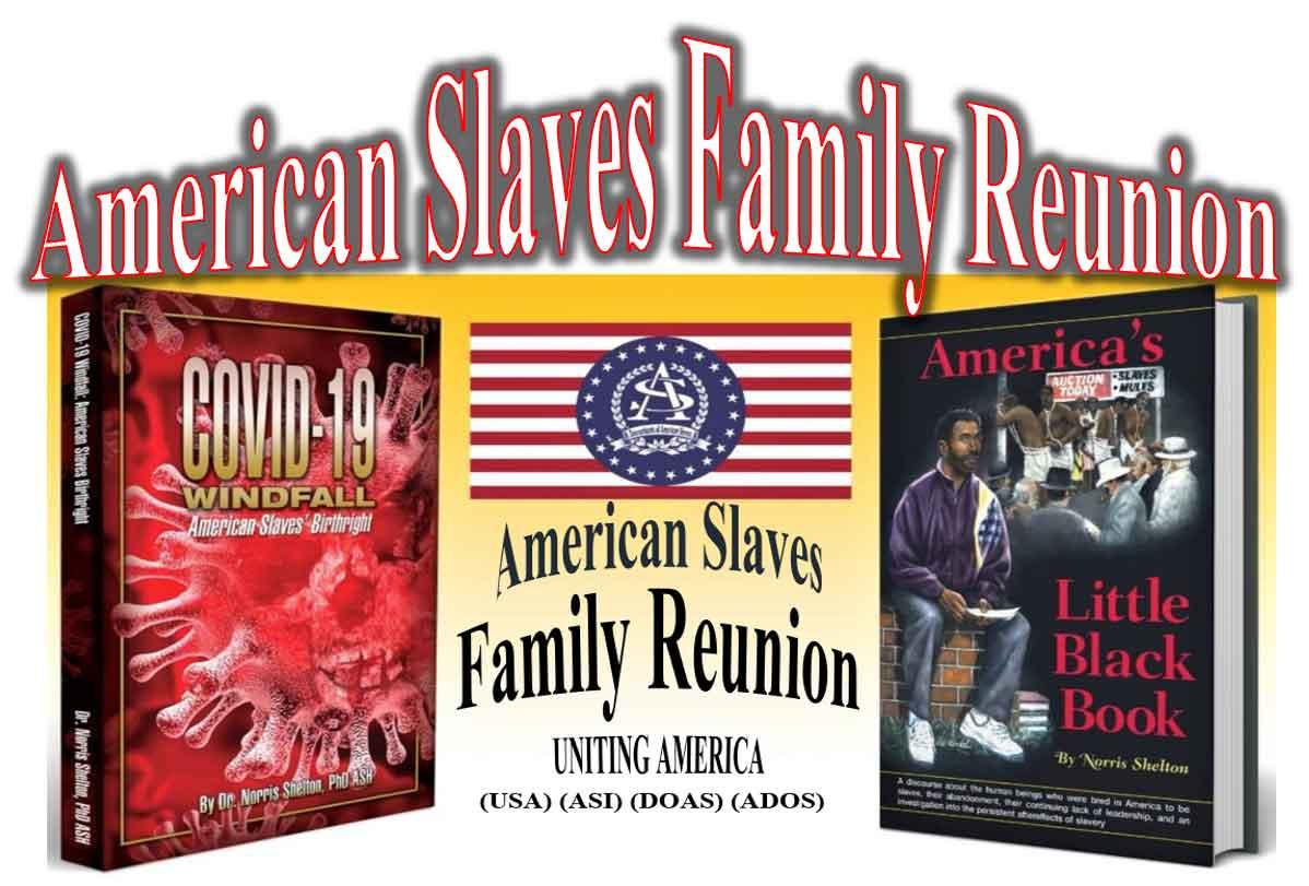 American Slaves Family Reunion