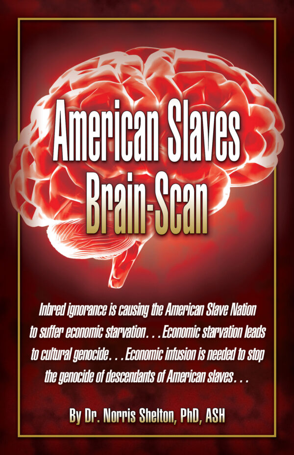 Norris Shelton - American Slaves Brain-Scan